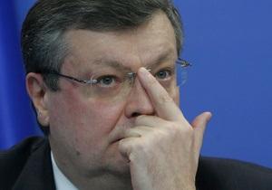 Грищенко: Тимошенко думала получить эти полномочия, но проиграла выборы