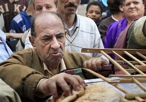В Египте в драках за хлеб погибли три человека