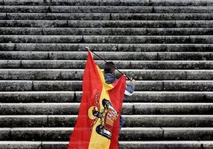 СМИ: Испанию заставят сокращать дефицит бюджета