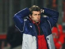 Байер лишился тренера