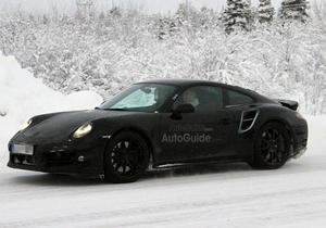 Новая версия Porsche 911 Turbo стала самой мощной в истории