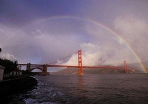 В Сан-Франциско 16-летняя американка выжила после прыжка с моста Золотые ворота