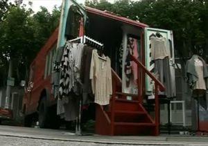 Мобільні магазини одягу в Лос-Анджелесі