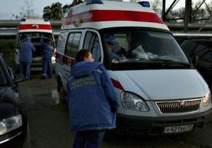 В Подмосковье произошло крупное ДТП: пятеро погибших