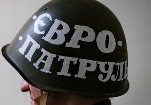 На Корреспондент.net началась прямая трансляция Хроники Евро-2012