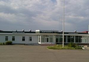 Власти Ярославля закрыли аэропорт из-за катастрофы - источник