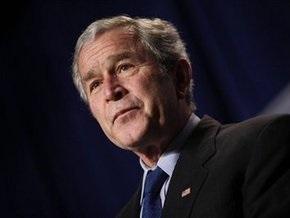 Буш определил дату прощального телеобращения к нации