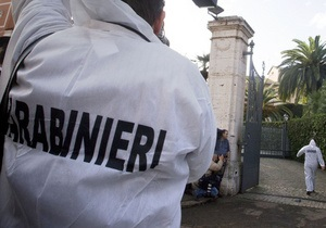 Из-за подозрительного пакета в Минтруда Италии семь человек попали в больницу