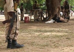 В Нигерии в результате атаки боевиков из тюрьмы сбежали около 800 исламистов