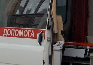 В Кировограде пьяный водитель сбил гаишника и притянул его на капоте 500 метров