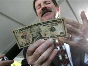 В киевских обменниках доллар уже стоит 7 грн, евро - 9 грн
