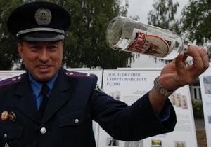 МВД Украины приветствует инициативу о запрете продажи алкоголя после 22:00