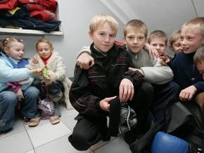 1 апреля в Тернополе: Неизвестный сорвал занятия в школе