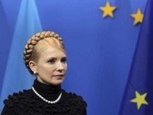 Тимошенко дала интервью телеканалу EuroNews