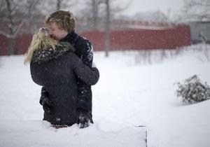 В Москве снежный покров достиг исторического максимума