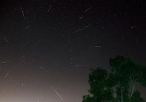 Фотогалерея: Охота на Персеиды. На Земле прошел звездный дождь