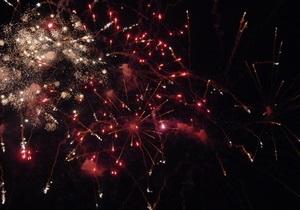 Новогодний фейерверк в центре Киева продлится 20 минут