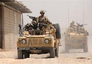 СМИ: Британские войска не смогли взять под контроль самый опасный город на юге Афганистана