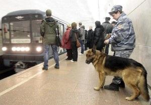 В московском метро появились надписи Аллах акбар и Смерть русским