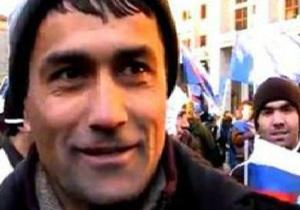 Видеоопрос: Почему вы пришли на митинг Единой России?