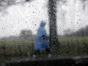 В Черкасской области во время дождя перевернулся микроавтобус