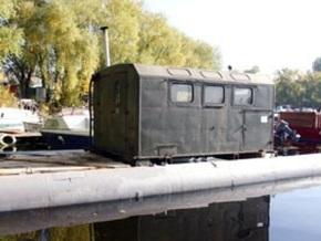 В Киеве появился речной патруль