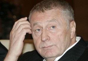За Украину! требует от СБУ возбудить уголовное дело против Жириновского