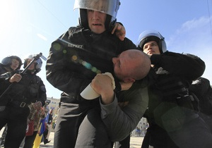 Брюссель обеспокоен событиями 18 мая в Киеве