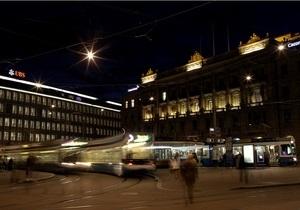 В Цюрихе появится трамвай для одиноких сердец