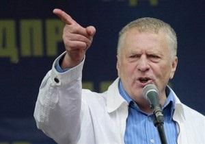 Жириновский об  аферистке  Тимошенко: Нельзя бесконечно пить украинскую кровушку