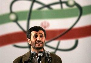 Ахмадинеджад: Иран ни на йоту не отступит от своей ядерной программы