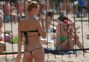 В Украине запрещено купаться почти на каждом пятом пляже