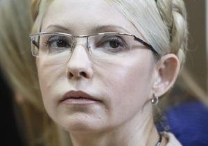 Приговор Тимошенко: Европарламент проведет срочные дебаты по Украине