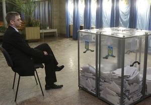 Выборы-2012: в Украину приедет рекордное количество наблюдателей