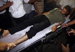 Израиль и палестинские боевики вновь обменялись ударами