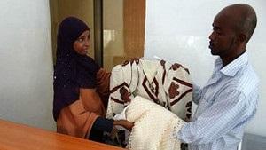 В Сомали впервые за много лет открылась химчистка