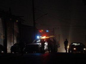 Мексиканская полиция перехватила рекордную партию наркотиков