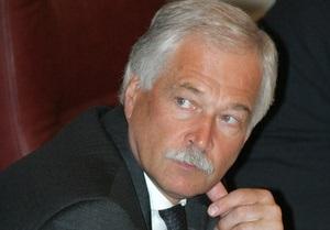 Грызлов назвал предоставление Беларусью телеэфира Саакашвили недружественным шагом