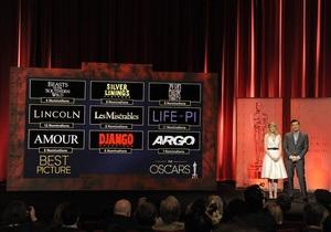 Названы номинанты на премию Оскар. Полный список