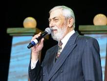 Вахтанг Кикабидзе отметит день рождения в Киеве