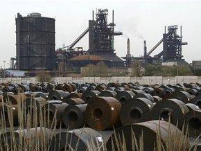 Падение промпроизводства в Украине замедлилось