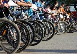 новости Киева - велопарад - велосипед - велосипедисты - В Киеве в воскресенье состоится велопарад