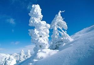 Прогноз погоды: Завтра в Украине мокрый снег с дождем