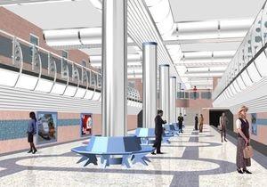 В Харькове намерены построить кольцевую линию метро