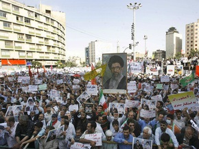 Организаторов акций протеста в Тегеране могут казнить