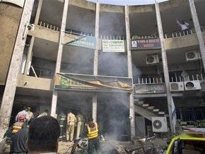 Число жертв теракта в Пакистане превысило 40 человек
