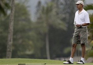 Обама продлил себе каникулы на Гавайях