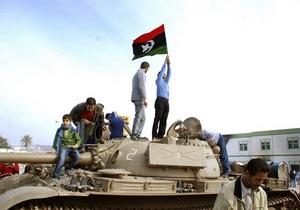 После смерти бин Ладена ливийские повстанцы требуют  повторить то же самое  с Каддафи