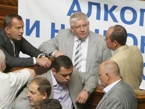 Регионалы о драке Шуфрича с Левочкиным: Бей своего, чтобы чужие боялись