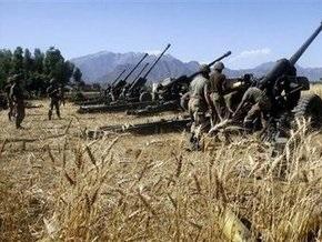 На севере Пакистана военные уничтожили полсотни талибов